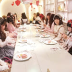 璃月 愛のロリータLife♡ #9「バレンタインお茶会 in Qpot.CAFÉ.♡」