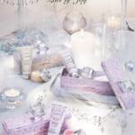 リップバームとハンドクリームが宝石箱のようなケースに入ったジルスチュアート 「ギフト コレクション」登場