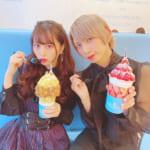 カフェ ド パリ初の常設店に江崎びす子&竹内星菜が潜入取材!