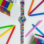 100%クーピー柄を楽しめる腕時計!クーピー柄ウォッチ新モデルが300本限定で発売