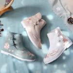 ヴィレヴァン通販に秋冬のオシャレにぴったりな中華ブーツ登場!