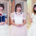 人気ヘアメイク「ナミッキー」こと双木昭夫氏とのコラボも!「HirokoTokumineロリータウエディング」より、ウエディングをテーマにしたロリータドレス3着受注販売開始!