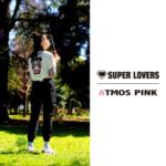 「SUPER LOVERS」と「atmos pink」が初コラボレーション! 先行予約受付中♪