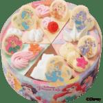 ケーキがおいしくドレスアップ!お好みはどのプリンセス? 'ディズニープリンセス' パレット6  #ディズニー #サーティワン