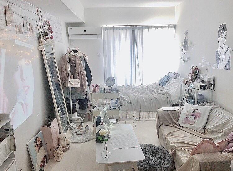 かわいいお部屋