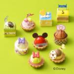 コージーコーナーとディズニーのコラボ♪ かわいいプチケーキ詰め合わせが登場!