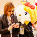yoshi × kitty  = yoshikitty『サンリオキャラクター大賞』中間発表5位で快進撃始まる!!!