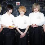 V系バンドthe Raid.が渋谷に「肉バル&スイーツ CAFE de RAID.」をOPEN!/「ミュージシャンが本気で行っている、もう一つの本職シリーズ」 ~Vol.1〜