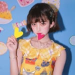 中国から木里_SHEEPちゃんが参加♡日中オンラインファッションショー