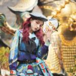 中国から董洛婉ちゃんが参加♡日中オンラインファッションショー