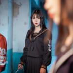 中国から养猫的小黑酱ちゃんが参加♡日中オンラインファッションショー