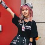 中国から全全Piggyちゃんが参加♡日中オンラインファッションショー