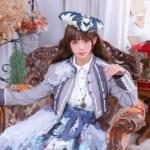 日本から深澤翠ちゃんが参加♡日中オンラインファッションショー
