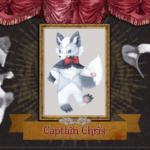 ALICE and the PIRATESからキツネのキャラクター「Captain Chris(キャプテンクリス)」が登場♡