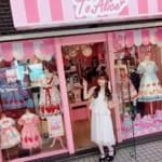 星菜さまの原宿お店訪問♡「To Alice」に遊びに行ってきたよ♪【発売前新作の着用レポートも掲載!】