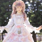 中国から若琦ちゃんが参加♡日中オンラインファッションショー