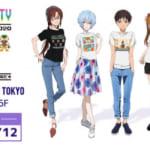 Tokyo Otaku Mode × エヴァンゲリオンがコラボレーション!コラボアイテム販売イベントを渋谷PARCO 6Fにて開催!
