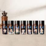 BTSスペシャルパッケージコールドブリューコーヒー 2020年6月24日(水)から順次全国発売決定!