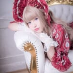日本から赤木クロちゃんが参加♡日中オンラインファッションショー