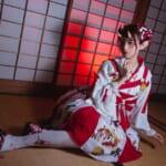 中国からRokaちゃんが参加♡日中オンラインファッションショー