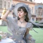 中国から園kamiちゃんが参加♡日中オンラインファッションショー