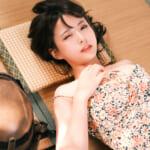 中国から肃雨ちゃんが参加♡日中オンラインファッションショー