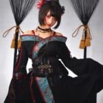 日本から火将ロシエルちゃんが参加♡日中オンラインファッションショー