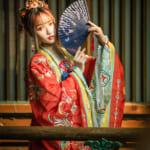 中国からMomoko葵葵ちゃんが参加♡日中オンラインファッションショー