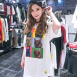 アンダービースティーのメンバーが新宿マルイアネックス「東京裏側」に店舗訪問♪アンビスらしい病みかわいい×ストリートコーデを披露!