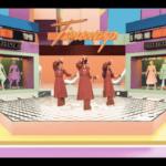 """Perfumeメジャーデビュー15周年記念イベント『""""P.O.P"""" Festival』を約7時間にわたり配信!発表されたばかりの新曲「Time Warp」も初披露♪"""