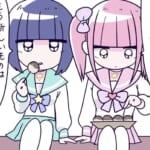 【4コマ漫画】原宿Nextブーム?!【江崎びす子たん書き下ろし】
