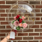 チキン花束、マカロン花束、風船花束って…?!最新!韓国かわいい花束