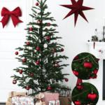 IKEAで作る、6,000円以内のクリスマスツリーコーデ