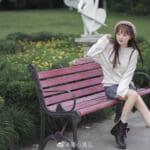 weiboフォロワー約97万の中国人気モデル・荣小兔头ちゃんが大事にする「愛らしさ」!ファッションからメイクまで