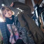 人気コスプレイヤー空条あまにちゃんが「東京裏側」ラフォーレ原宿店を訪問!仮面舞踏会で闇を纏うファッションを初体験したよ