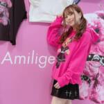 星菜さまの原宿お店訪問♡「Amilige」に遊びに行ってきたよ♪