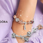 ディズニー映画「シンデレラ」公開70周年! PANDORAがカボチャの馬車やガラスの靴をイメージしたジュエリーコレクションを発売