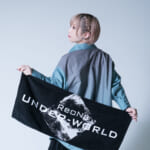"""原宿ファッション好きのReoNaが叶えるHELLCATPUNKSコラボアイテム。""""素敵な一日をもっと日常に届けよう""""【UNDER-WORLDインタビュー】"""