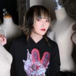 カノエラナちゃんが病みかわいいブランド「Amilige」のモデルとして登場!ジェンダーレス女子流の病みかわいい着こなしを教えます♡