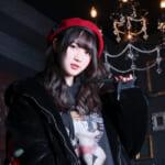 原宿系・冬のBLACKコーデ特集♡上月せれなちゃんがストリート・病みかわいい・ロリータそれぞれの黒コーデに挑戦したよ!
