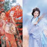 中国ロリータ愛好家が魅せられる日本と中国の伝統衣装!着物と漢服どちらを着てみたいですか?