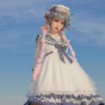 中国ロリータモデルの依川川ちゃんの柔和な笑顔に癒される!スウィート系モデルとして引っ張りだこの秘訣は?