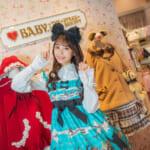 小山リーナちゃんがBABY, THE STARS SHINE BRIGHT新宿店に突撃訪問レポート♡ねこさんになりきった愛らしいロリータ姿に注目!
