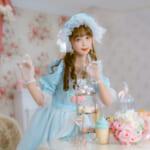 優雅な日常を過ごせるロリータワンピースブランド「marcHenTic」再始動♡深澤翠ちゃん聖誕祭ドレスもGetできちゃう!
