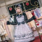 人気コスプレイヤーの七星めろんちゃんがBABY, THE STARS SHINE BRIGHT福岡店を突撃訪問!新作のお洋服を着てみたよ♪