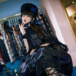人気モデル・高嶺ヒナちゃんがBABY, THE STARS SHINE BRIGHT京都店を突撃訪問!その着こなしは美しき人形のよう