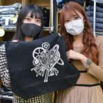 「東京裏側」×「イケてるハーツ」コラボ!秋葉原の服屋さんの工場見学&体験レポート♪