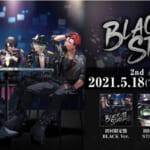 『ブラックスター -Theater Starless-』2ndアルバム オリコン週間アルバムランキング3位!!!