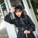 中国「SUSIN」の軍服ロリータがカッコ可愛い♡動きやすさも兼ね備えたカッコいいのトレンドを要チェック