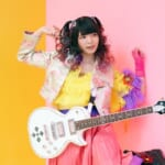 """Broadcasting cuteness worldwide as cluppo!! A solo project of BAND-MAID member Miku Kobato, cluppo will release """"PEACE&LOVE/Flapping wings"""" globally on Hato Day, August 10th!"""